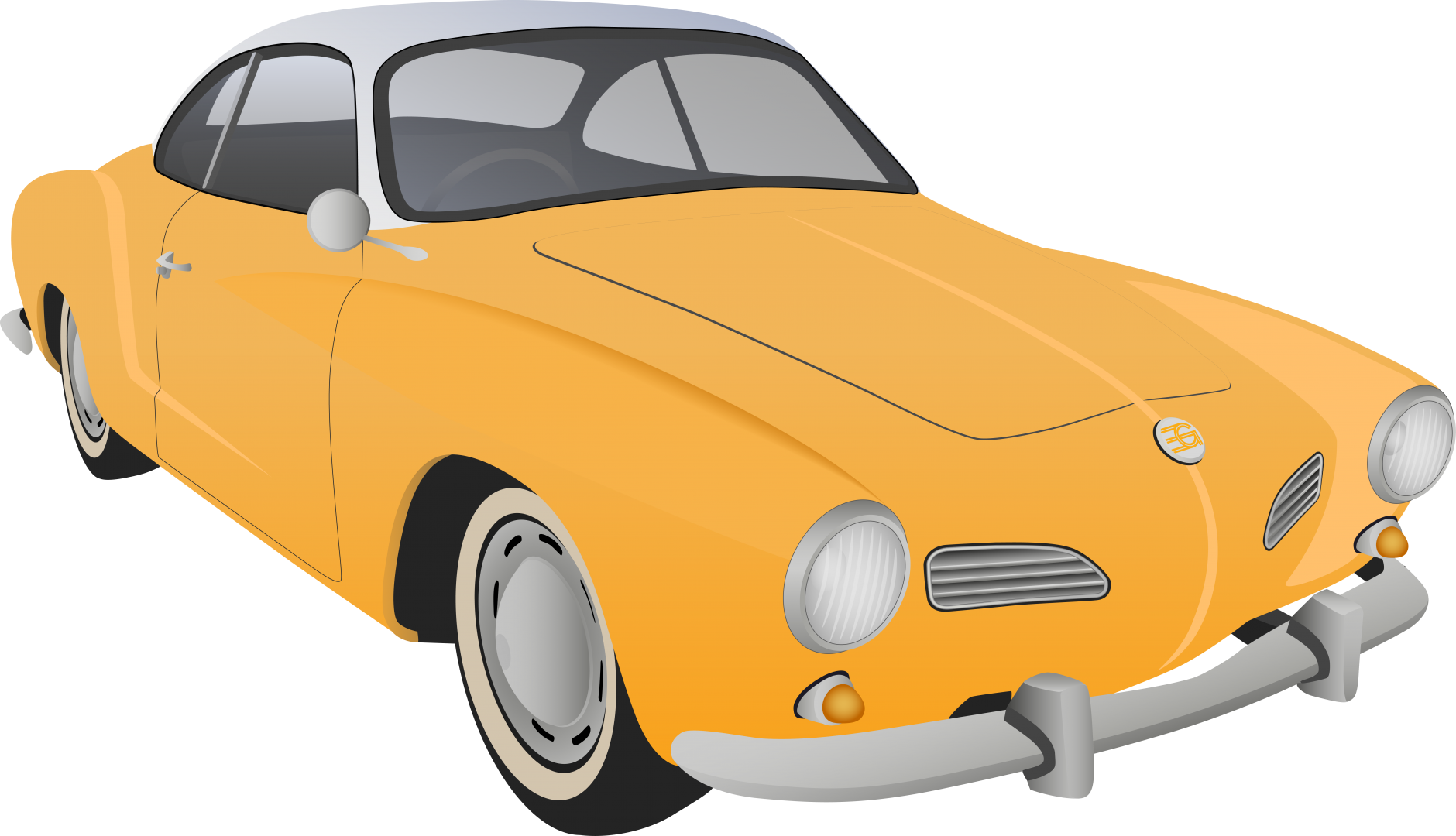 EV Conversion Karmann Ghia