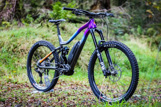 An image of an Electric MTB.